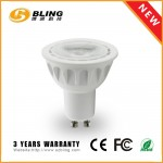 GU10 6W COB Dimmable Spotlight